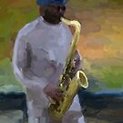Smooth Sax by debrosi