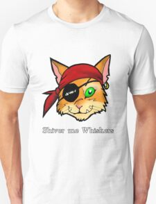 Shiver me Whiskers T-Shirt