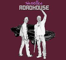 Supernatural Season 1 Roadhouse Womens Fitted T-Shirt