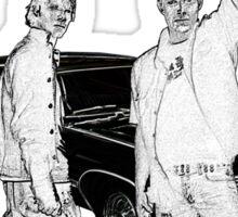 Supernatural Season 1 Roadhouse Sticker
