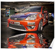 Fiesta Flood Poster