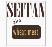 Seitan aka Wheat Meat by veganese