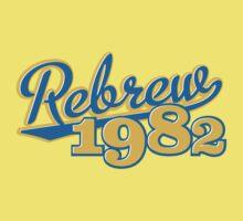 Rebrew 1982 Kids Clothes