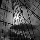 Through the rigging by Esther  Moliné