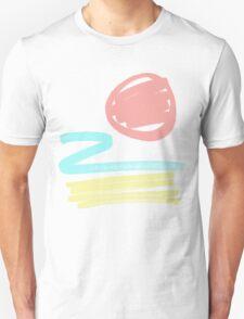 retro beach. T-Shirt