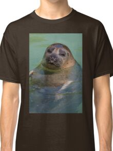 sea lion at the zoo Classic T-Shirt
