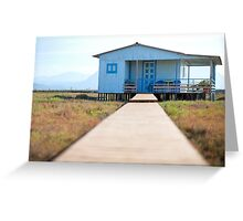 way to home Greeting Card