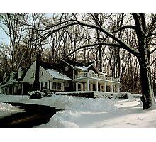 N. C. Wyeth Home Photographic Print
