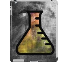 Magic Alchemy Vial Chemistry over  Dictionary Art iPad Case/Skin