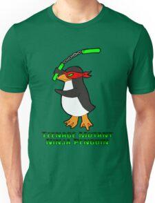 Teenage Mutant Ninja Penguin Unisex T-Shirt