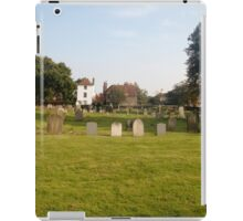 St Thomas Church Yard 2.0 - Winchelsea iPad Case/Skin
