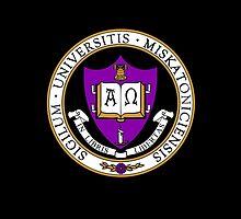 Miskatonic University Color Seal by christian-milik