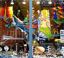 Window Shopping by rocamiadesign