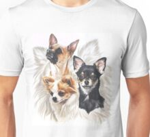 Chihuahua /Ghost Unisex T-Shirt