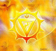 Solar Plexus Chakra by saleire