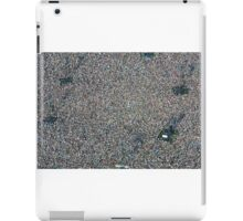 80,000 People at a pop concert!!! iPad Case/Skin