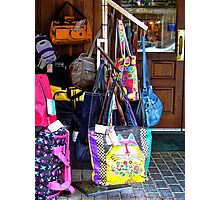 Water Street Shop - Port Townsend, Washington Photographic Print