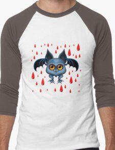 Halloween Bat Men's Baseball ¾ T-Shirt
