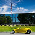 Gary's Roadster by RoySorenson