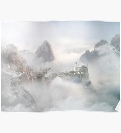 Palace of the Sky Dragons Poster