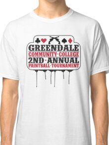 Greendale Paintball Tournament Classic T-Shirt