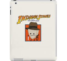 Indiana Scones & The Toaster of Doom iPad Case/Skin