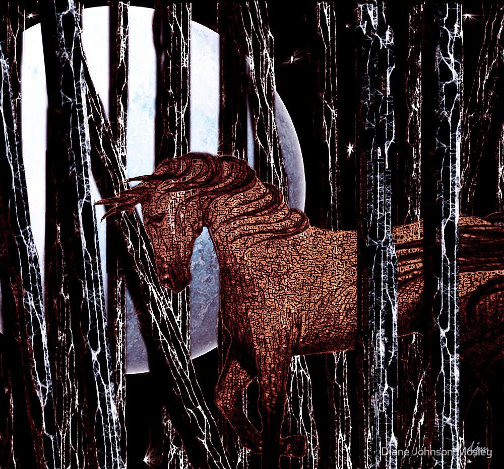 Eidolon Forrest by Diane Johnson-Mosley