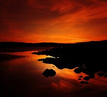 SUNSET TO DIE FOR by leonie7