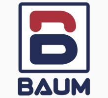 Richie Tenenbaum (Royal Tenenbaums) 'BAUM' Shirt  One Piece - Long Sleeve