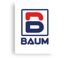 Richie Tenenbaum (Royal Tenenbaums) 'BAUM' Shirt  Canvas Print