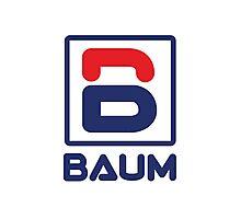 Richie Tenenbaum (Royal Tenenbaums) 'BAUM' Shirt  Photographic Print