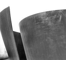 Joe Sculpture, Pulitzer Foundation of the Arts, Richard Serra by Crystal Clyburn