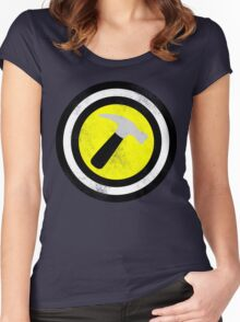 Captain Captain Hammer Women's Fitted Scoop T-Shirt