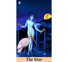 THE STAR Photographic Print