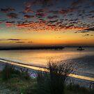 An Esperance Sunrise by Eve Parry