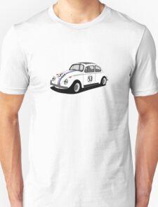 Volkswagen Beetle - Herbie Unisex T-Shirt