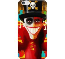 JUJU MAN iPhone Case/Skin