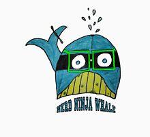 Nerd Ninja Whale (my daughters art and design) T-Shirt