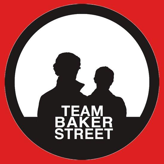 TShirtGifter presents: Team Baker Street
