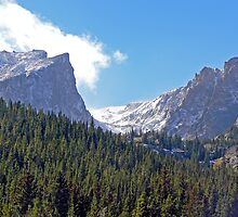 Rocky Mountains National Park by Graeme  Hyde