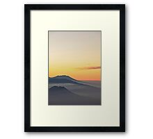 - god layer - Framed Print