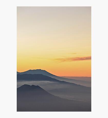 - god layer - Photographic Print