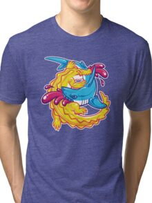 Gummy Fight Tri-blend T-Shirt