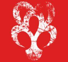 Kingdom Hearts Spirit grunge One Piece - Short Sleeve