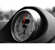 997 Chrono Package Porsche Photographic Print