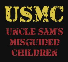 USMC by saturdaytees
