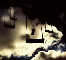 Treetop fantasy by Juhana Tuomi