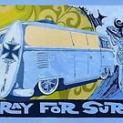 PRAY FOR SURF by HIPdeluxe