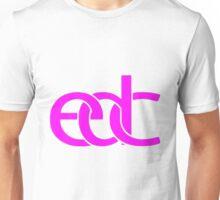 Electronic dance music pink Unisex T-Shirt