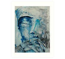 Egon Schiele III Art Print